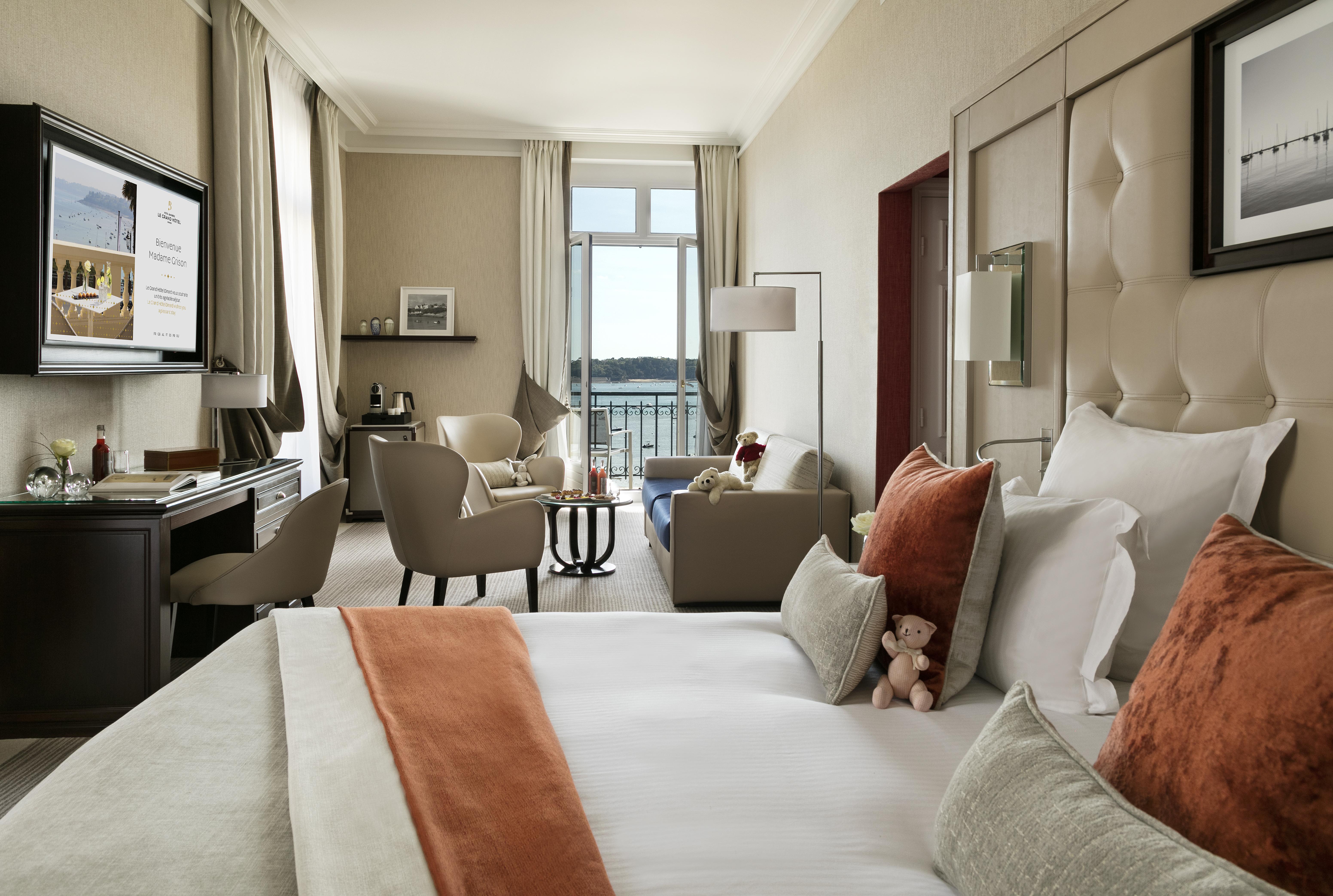GRAND HOTEL BARRIERE – Dinard